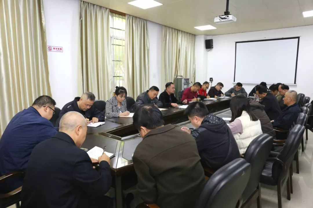 南丹县检察院召开院党组扩大会议 贯彻扫黑除恶