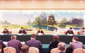 桂林市委党的建设工作领导小组召开第三次全体会议