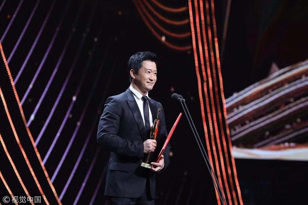 吴京凭《战狼2》获金鸡百花奖最佳男主角