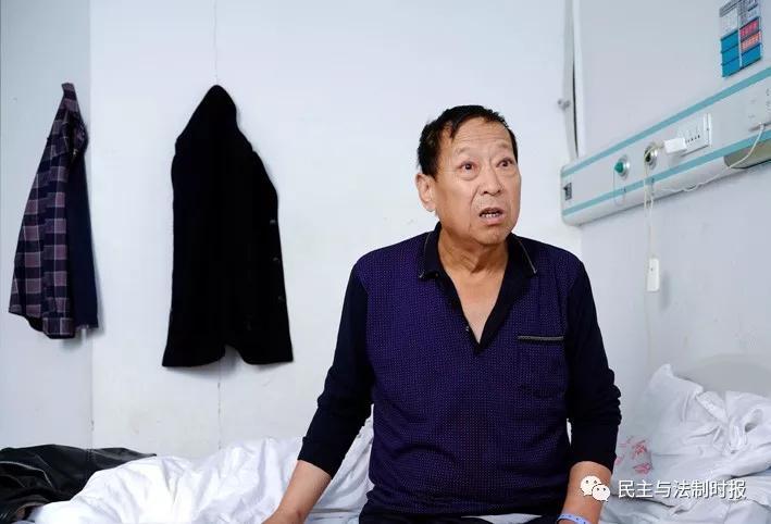 聂树斌案真凶发现者身患9种病:曾为此案失去所有