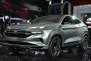 菲亚特发布轿跑SUV概念车