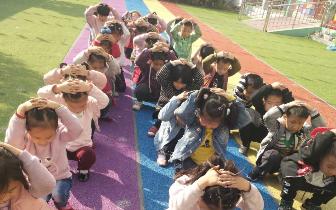 西平县焦庄希望幼儿园开展安全教育活动