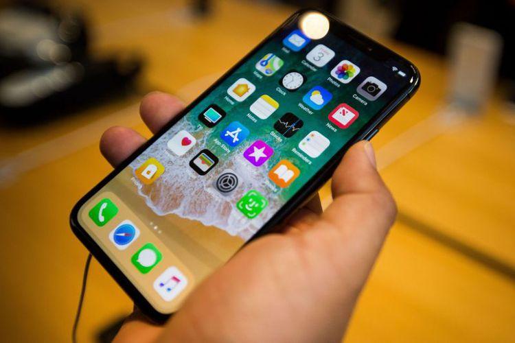 苹果证实部分iPhoneX屏幕有问题 愿为用户换屏