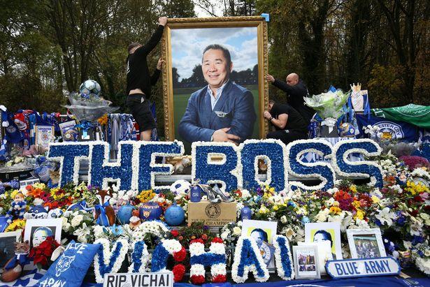 莱斯特官方宣布将为维猜树铜像 2万球迷游行纪念