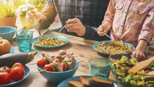 健康吃饭的黄金标准 看看你达标了吗?
