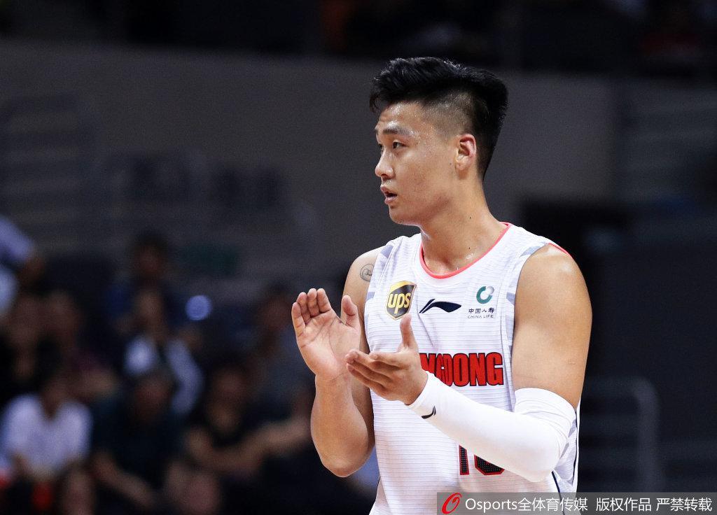 CBA常规赛第3周最佳球员出炉:赵睿携亚当斯当选