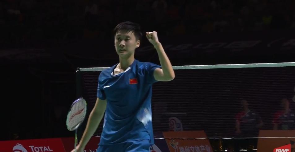 中羽赛陈雨菲夺冠 国羽女单结束两年顶级赛冠军荒