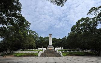 东兰烈士陵园被确定为下一代党史国史教育基地
