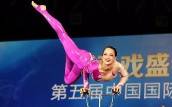 第五届马戏节首场文化惠民演出启幕