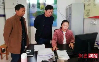 西平司法局党组书记、局长刘甫义调研基层基础工作