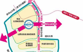 南昌九龙湖最新规划:建11所学校 地铁4号线设4站