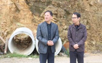 环江县驯乐苗族乡移民安置点即将竣工