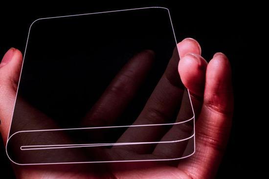 三星:可折叠手机明年上半年上市 至少生产100万部