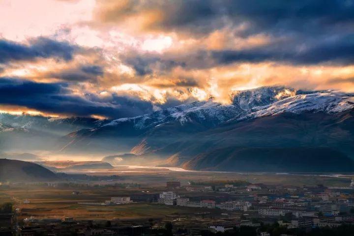 【旅行】比色达超尘脱俗,它是甘孜州最后的秘境!98%的人都没去