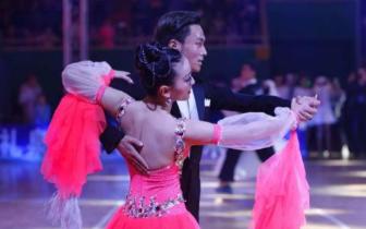 300余名国标舞爱好者杭城起舞