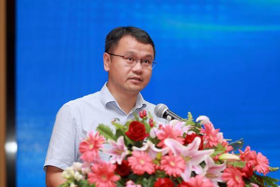 三亚市副市长谢庆林致辞