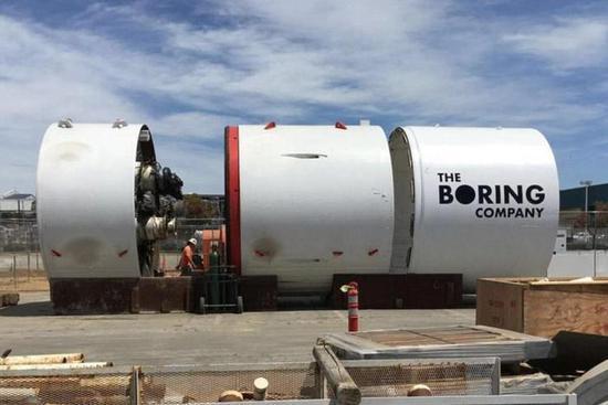 马斯克希望旗下Boring公司也可以建设城市下水道