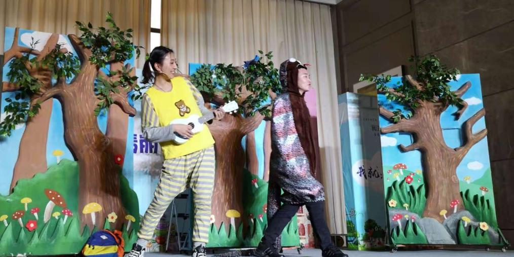 小鲸鱼儿童剧场全球巡演藁城站圆满落幕,暖冬福利上线!