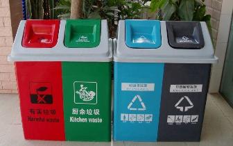 今年朝阳区10个封闭居民小区将实行生活垃圾分类