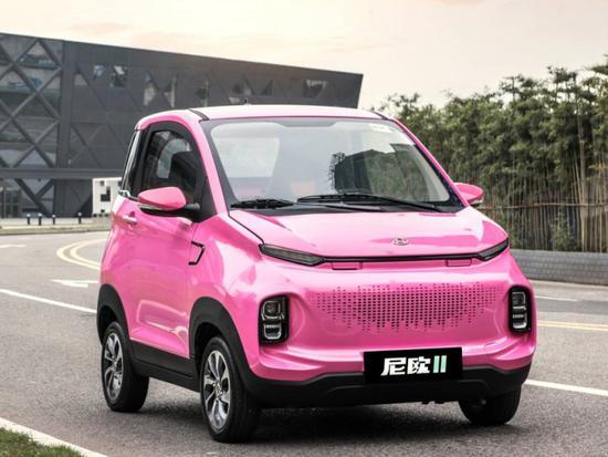 广州车展开启预售 欧尚尼欧II官图曝光