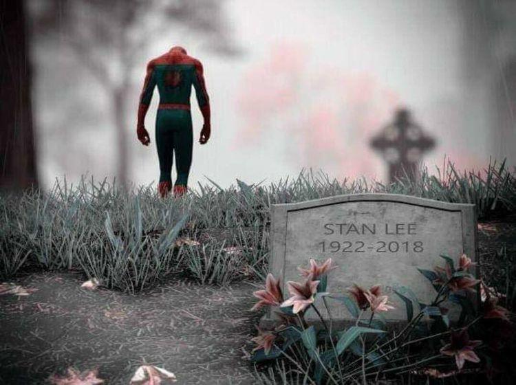漫威之父去世:斯坦·李老爷子留下的英雄梦