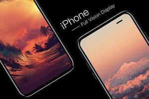 苹果将为新iPhone研发屏下摄像头