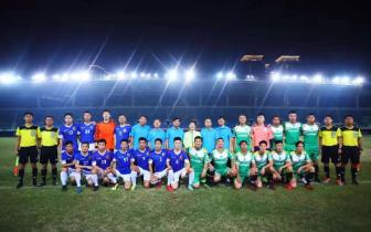2018海天广场 厦门足协甲级联赛正式开幕!