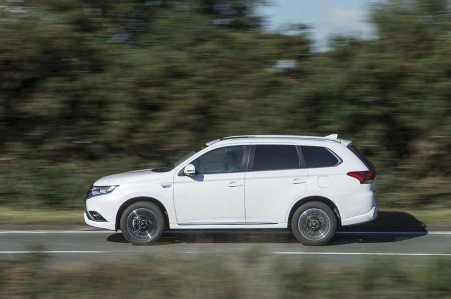 暂不推全电动SUV 三菱将致力插电混动车型研发