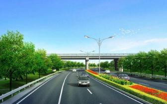 椒江双水路道路工程通过验收