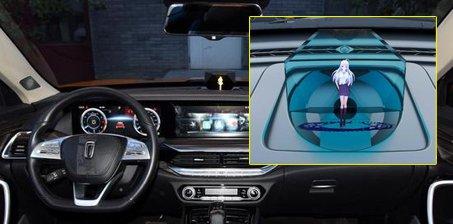 广州车展SUV:10万元新车配3D全息美女影像