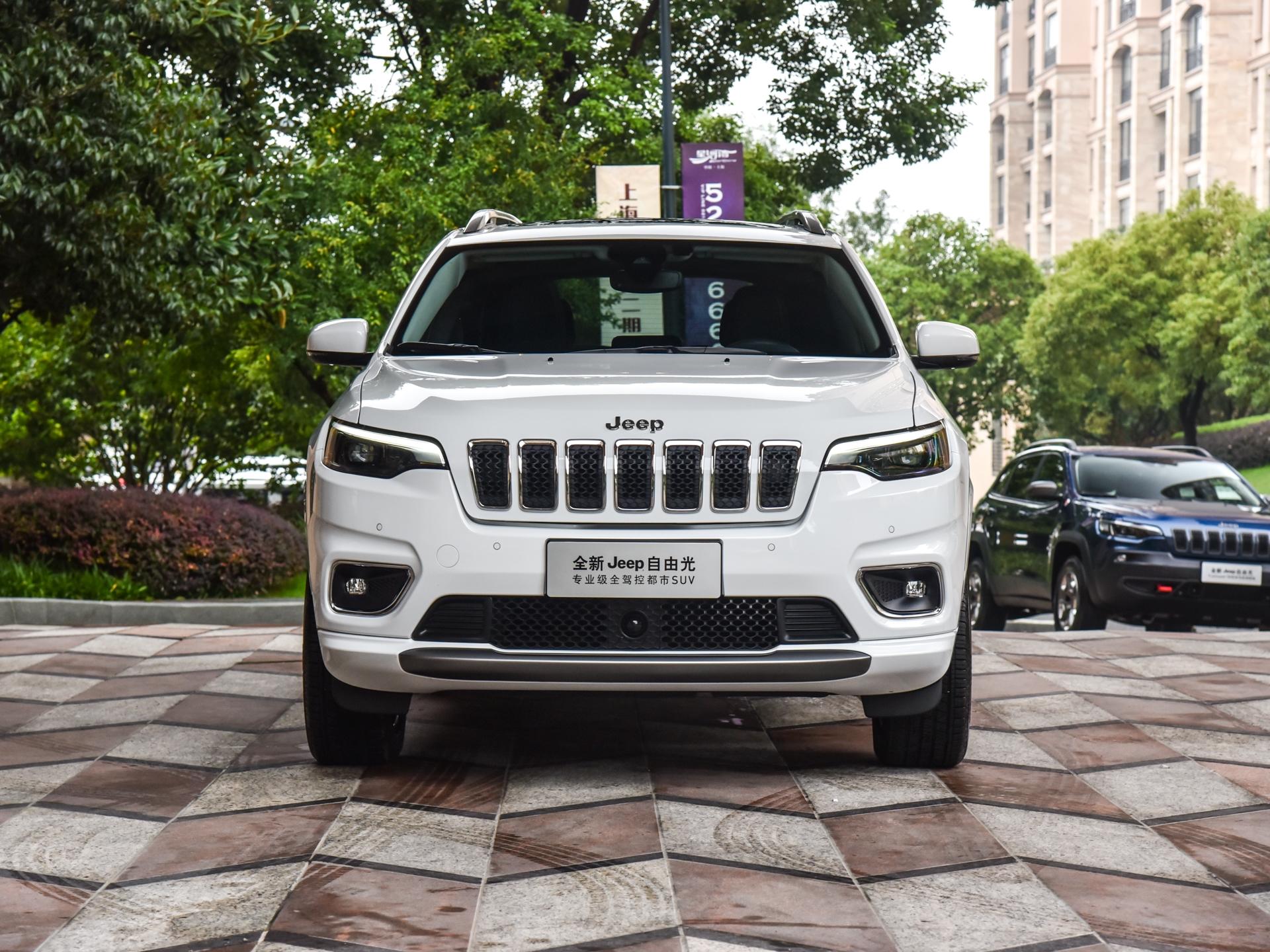 起售低于20万 Jeep新款自由光将12月10日上市