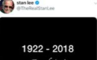 漫威之父斯坦·李辞世,那个最爱客串的老人走了