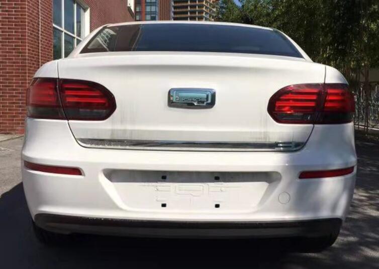 车速最高达160km/h 观致3纯电动版申报图
