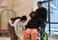 共享轮椅受青睐