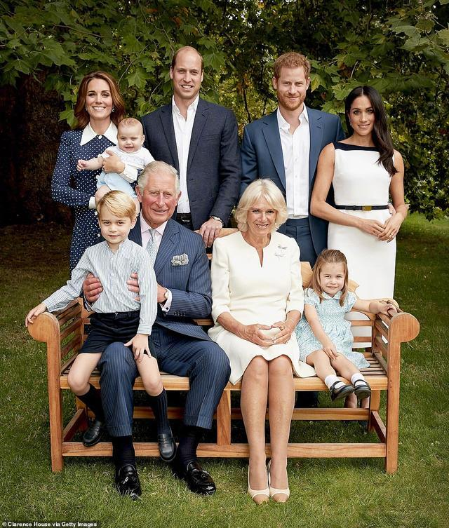 英女王儿子查尔斯王储70大寿 其已当60年储君