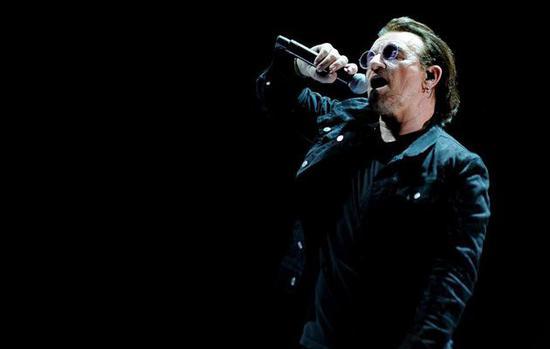 主唱波诺演唱会后暗示性发言 U2乐队疑似将解散