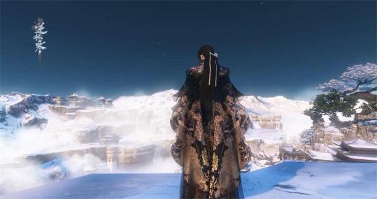 游戏画面细节可以精细到什么程度?看看逆水寒衣服上的刺绣_分分
