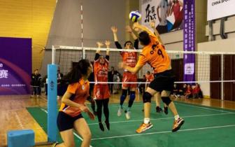 迎女排世俱杯 气排球邀请赛在绍兴举行