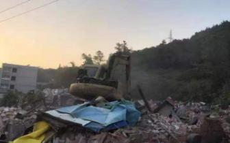 杭绍台铁路临海段启动拆迁工作