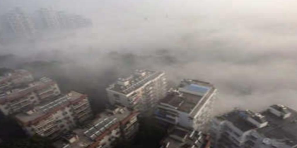 全市PM2.5平均浓度力争同比下降5.5%