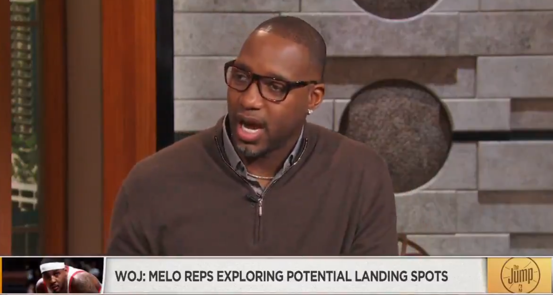 麦蒂:安东尼该退役了 再打球会影响他的历史地位