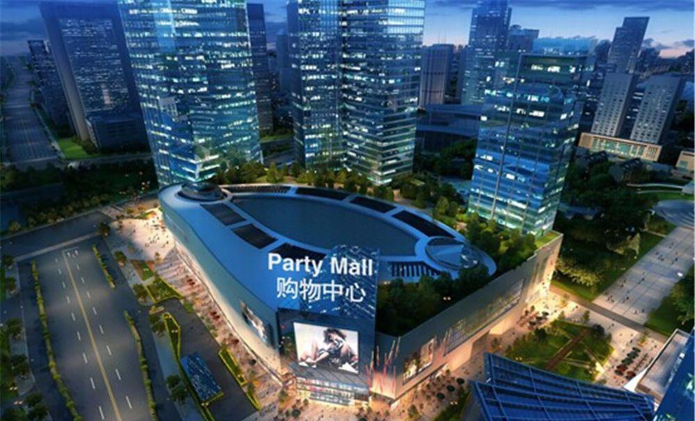 莱安中心在售价格为:21000元/平方米