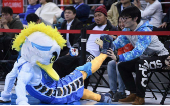 CBA吉祥物离NBA有多远? 三方面解析两者差距