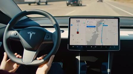 特斯拉将搭载新自动驾驶仪