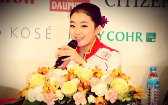 花滑选手李子君微博宣布退役
