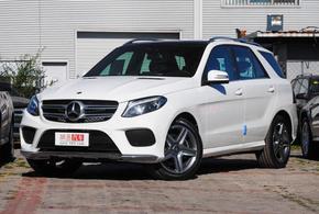 进口奔驰GLE让5.88万元 豪华进口SUV