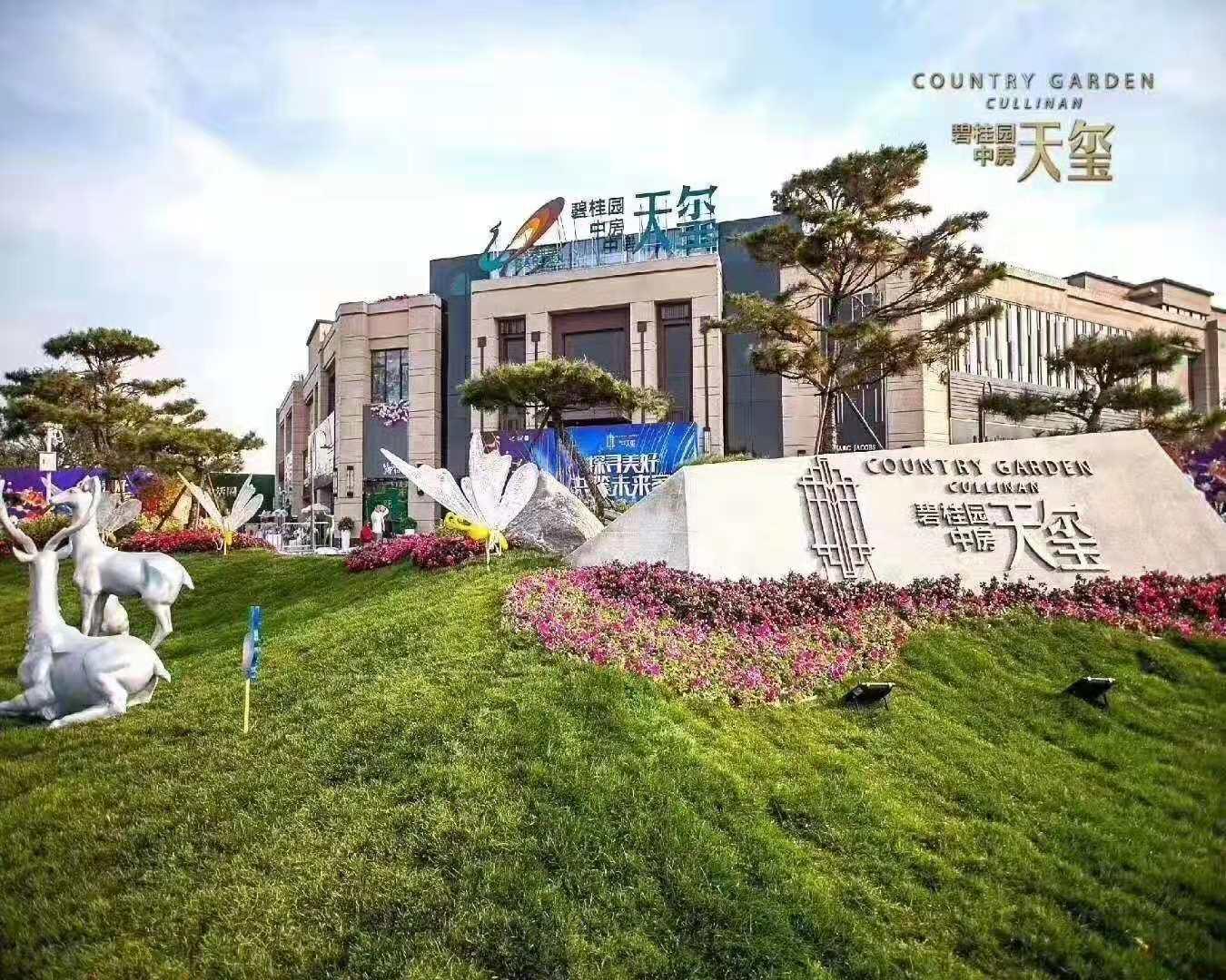 碧桂园中房天玺 精装住宅即将加推!均价8500元/㎡