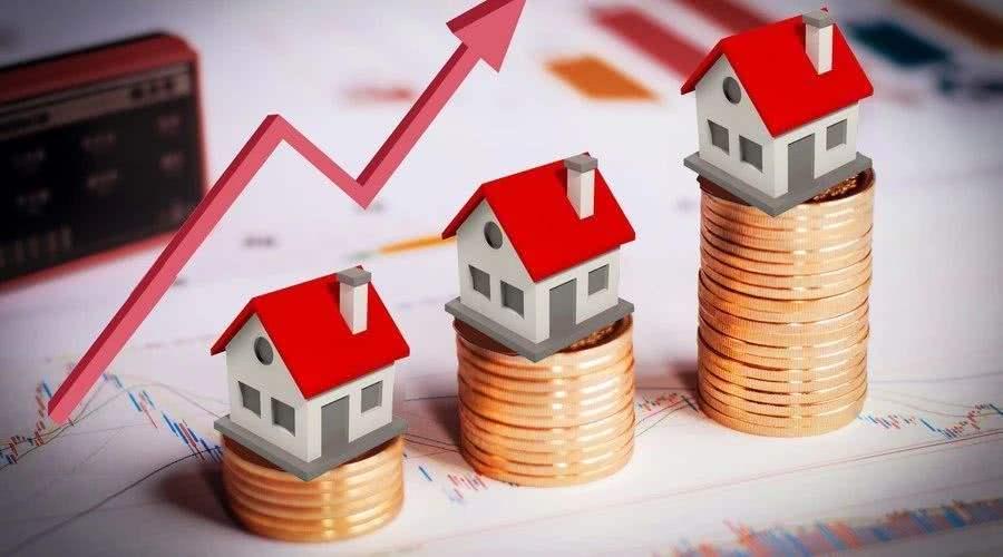 石新房价格连续10月上涨,二手房首下跌