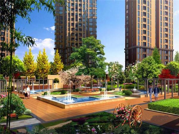 亿润锦悦汇项目在售带装修公寓
