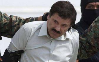 """墨西哥毒枭纽约受审 或将坐穿牢底曾是""""越狱大师"""""""